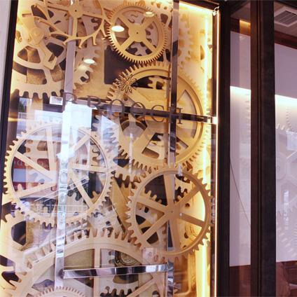 新潟万代の時計修理・宝石修理リペア