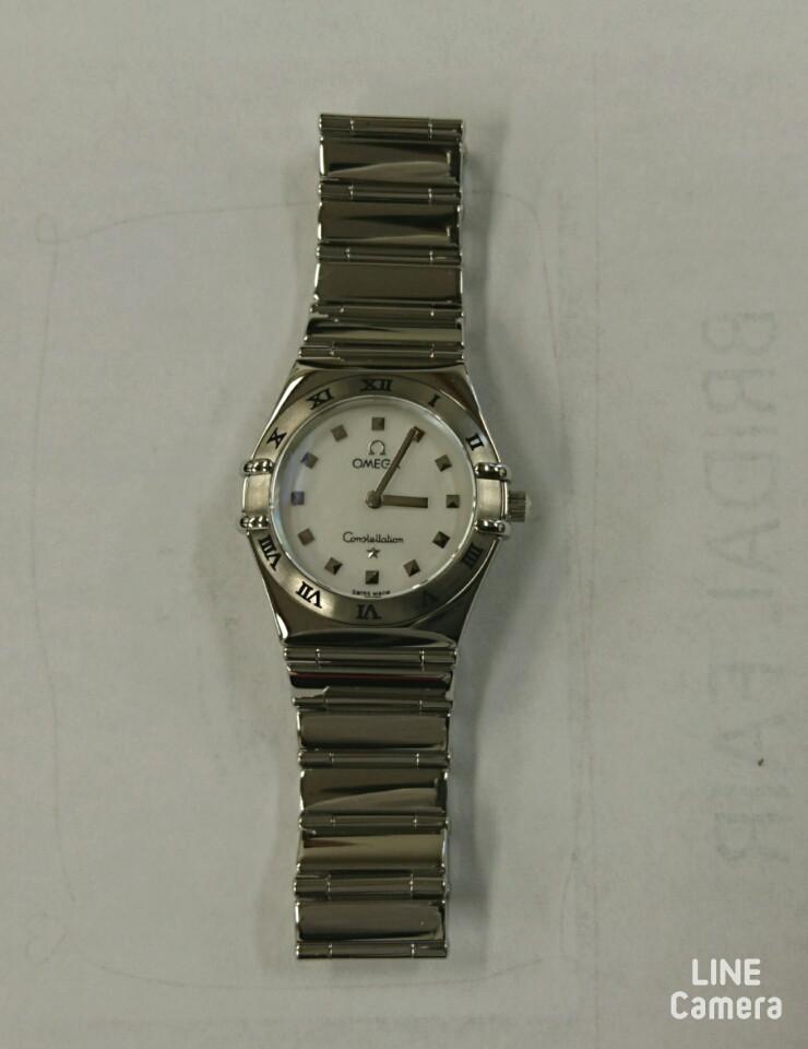 新潟でオメガ腕時計のオーバーホールはクォーツも機械式もBROOCH時計修理工房へ
