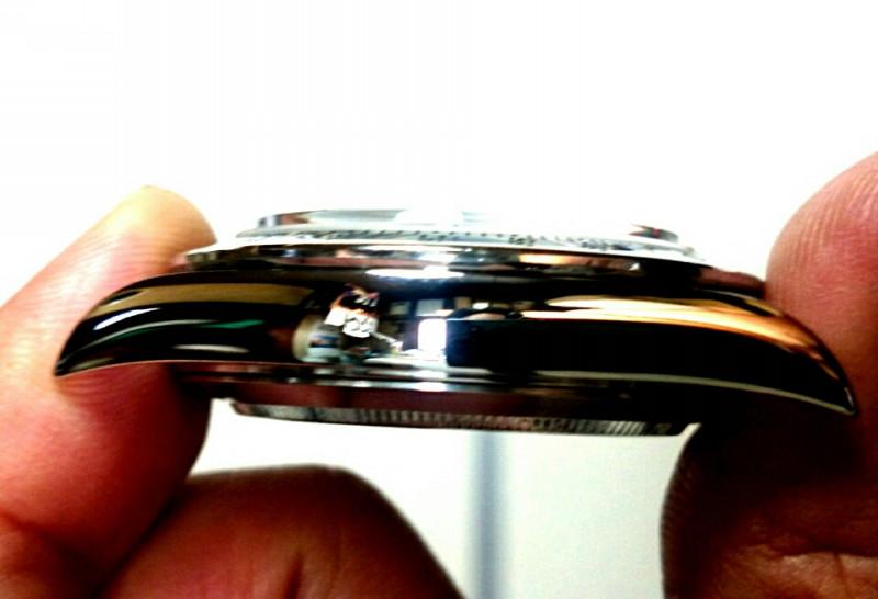 ロレックス デイトナ ポリッシュ(外装磨き)、オーバーホールは新潟市ブローチ時計修理工房へ!