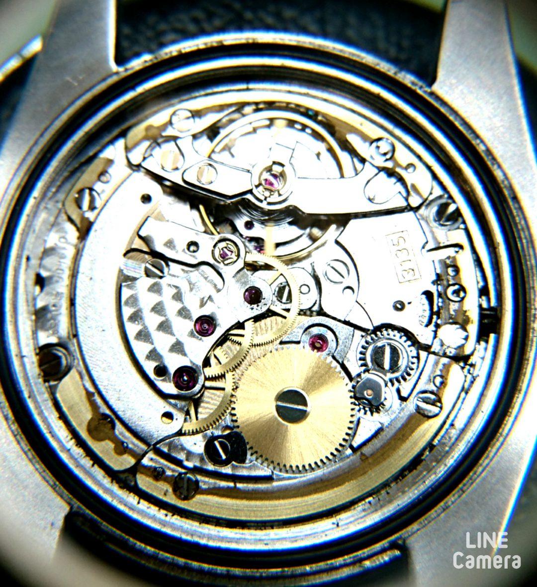 自動巻き時計の分解掃除はブローチ新潟にお任せくださいBROOCHはROLEXも得意