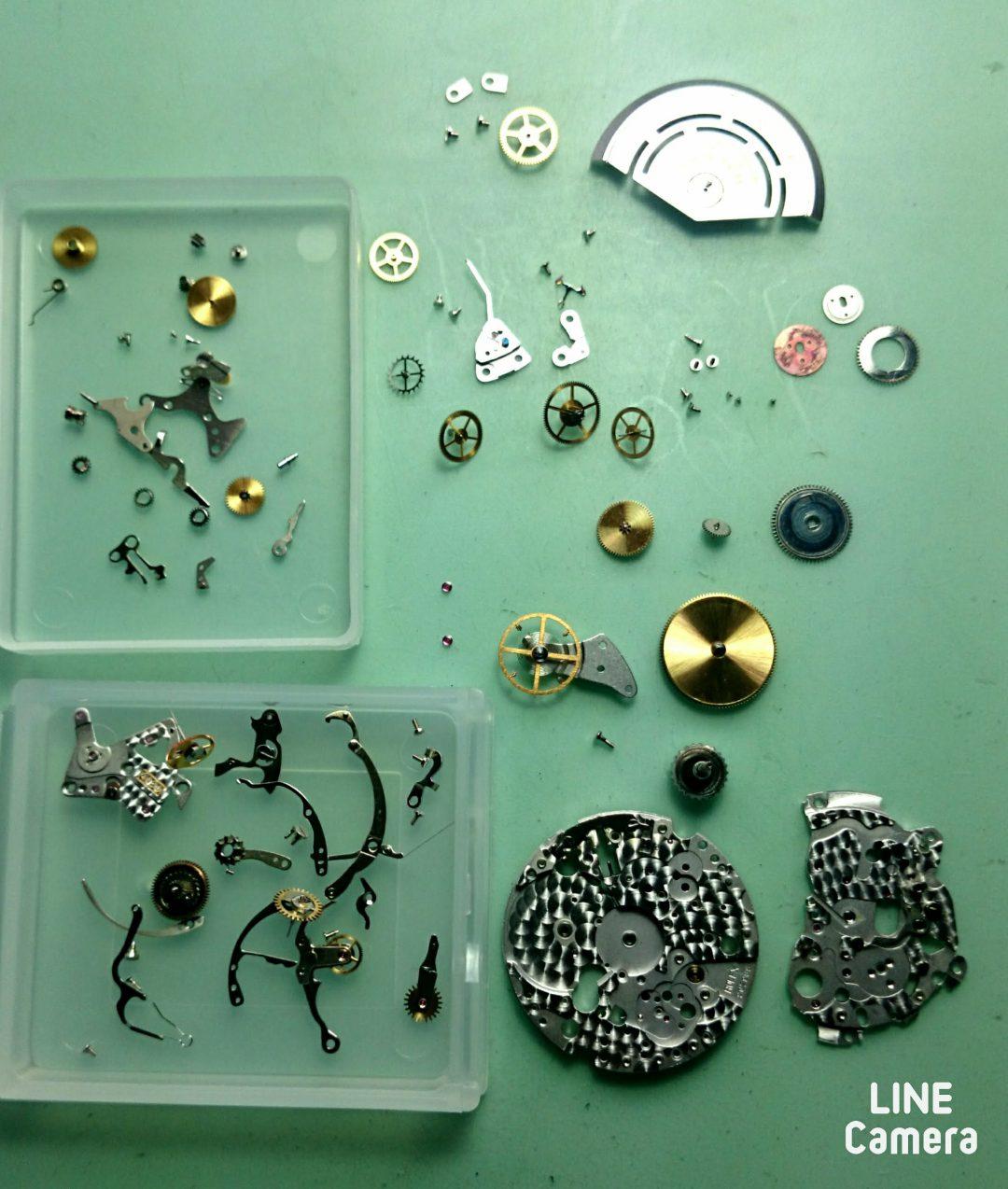 online store efc98 0d099 ゼニス 修理 オーバーホールとポリッシュ。 | 新潟の時計・宝石 ...
