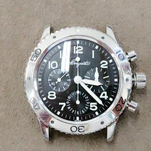 ブレゲ オーバーホール(分解掃除)、ポリッシュ(外装磨き)は新潟市ブローチ時計修理工房へ!