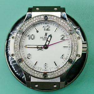 ウブロ オーバーホール、ポリッシュは新潟市ブローチ時計修理工房におまかせください!