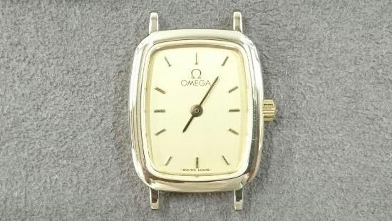 オメガ腕時計の修理メンテナンス、オーバーホールは新潟時計修理工房BROOCHへ