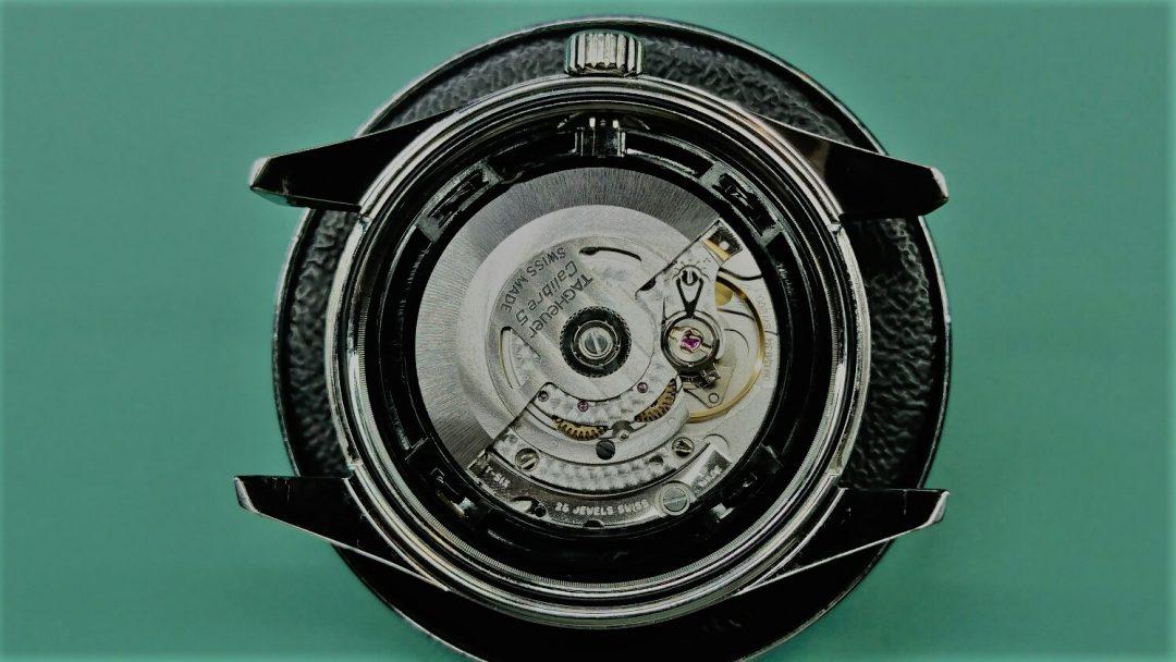 タグホイヤー オーバーホール、ポリッシュは新潟市ブローチ時計修理工房におまかせください!