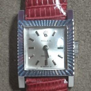 ロレックス アンティーク オーバーホール(分解掃除)は新潟市ブローチ時計修理工房におまかせください!