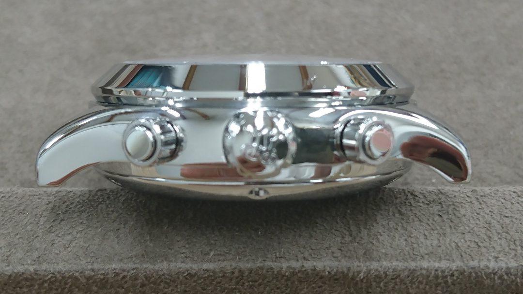 新潟市のBROOCHブローチ時計修理工房では時計の新品仕上が人気アメリカの鉄道時計ボールウォッチ
