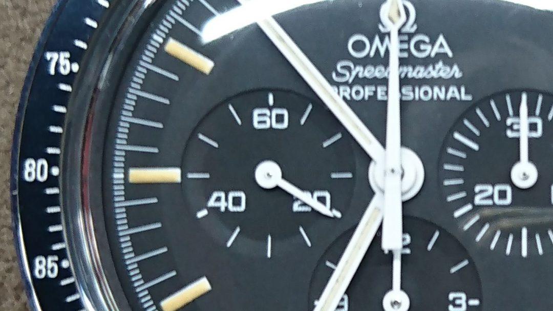 オメガ オーバーホール(分解掃除)部品交換、時計修理は新潟市ブローチ時計修理工房へ!
