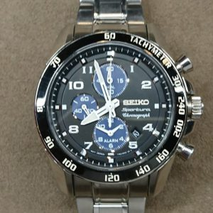 新潟で時計修理オーバーホール時計電池交換をするならBROOCH時計修理工房 SEIKO ref 7T62-0KV0の電池交換