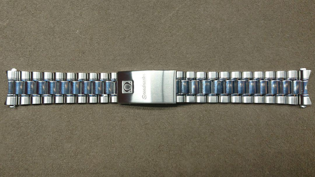 腕時計のバックル仕上直しも新潟市のブローチ時計修理工