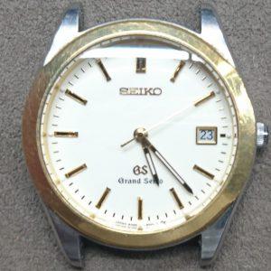 新潟で時計修理オーバーホール時計電池交換をするならBROOCH時計修理工房 グランドセイコー 8N65-8000のオーバーホール