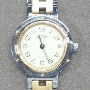 新潟で時計修理オーバーホール時計電池交換をするならBROOCH時計修理工房  HERMES HORLOGERのコマ足し