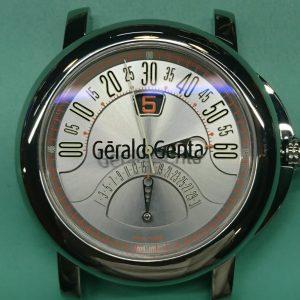 新潟で時計修理オーバーホール時計電池交換をするならBROOCH時計修理工房 Gerald Genta ((ジェラルド・ジェンタ)のオーバーホール&ポリッシュ