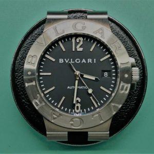 新潟で時計修理オーバーホール時計電池交換をするならBROOCH時計修理工房 BVLGARI(ブルガリ)ディアゴノLCV38Sのオーバーホール