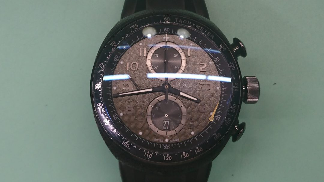 オリス オーバーホール(分解掃除)、部品交換は新潟市ブローチ時計修理工房へ!