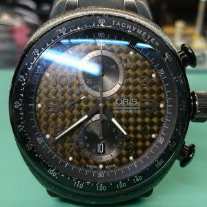 新潟で時計修理オーバーホール時計電池交換をするならBROOCH時計修理工房 ORIS(オリス)7611のオーバーホール