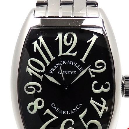 フランクミュラーのオーバーホール外装磨きはブローチ時計修理工房