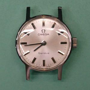 新潟で時計修理オーバーホール時計電池交換をするならBROOCH時計修理工房 OMEGA 511.346 CAL485のオーバーホール