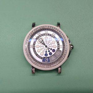 geraldgenta自動巻き手巻き時計オーバーホール新潟時計修理