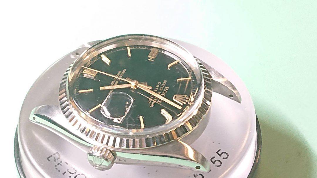 ロレックス オーバーホール、ポリッシュ 時計修理は新潟市ブローチ時計修理工房におまかせください!