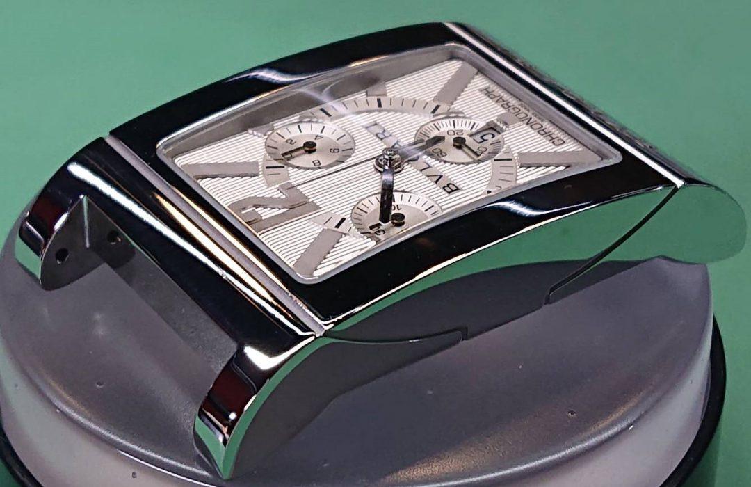 ブルガリ、レッタンゴロのオーバーホールとポリッシュは新潟市にある時計修理工房まで!