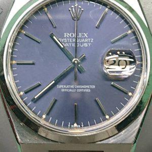 ロレックス 電池交換、オーバーホール、ポリッシュは新潟市ブローチ時計修理工房におまかせください!