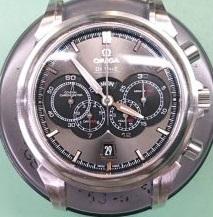 オメガデヴィルのオーバーホール、ポリッシュ加工なら新潟市にある時計修理工房まで!