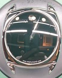 新潟市にある時計修理工房でモバードのオーバーホールをしました。