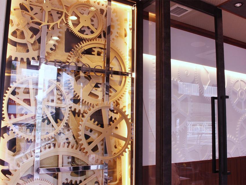時計修理万代店