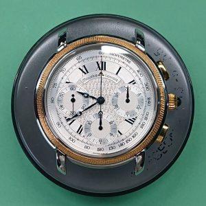 モーリスラクロア オーバーホール(分解掃除)は新潟市ブローチ時計修理工房にお任せください!