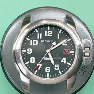 ハミルトン オーバーホール(分解掃除)は新潟市ブローチ時計修理工房におまかせください!