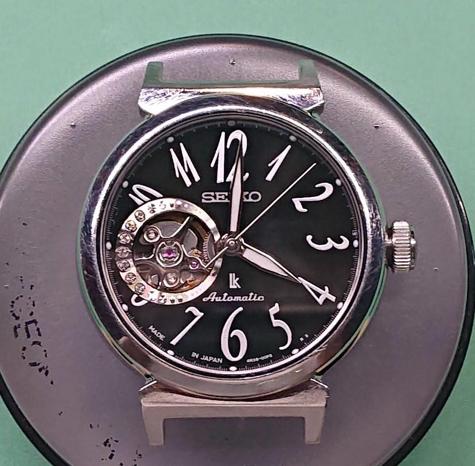 セイコープレサージュは新潟市にある時計修理工房でオーバーホールできます。