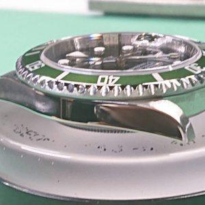 ダイバーズウォッチロレックスのサブマリーナのパッキンを交換するならブローチ時計修理