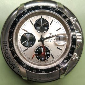 チューダー(チュードル)オーバーホール(分解掃除)時計修理は新潟市ブローチ時計修理工房へ!