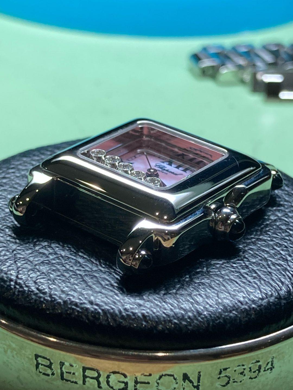 ショパールの時計修理は新潟市ブローチ時計修理工房へおまかせください!