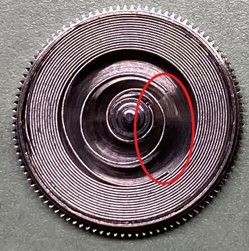 ハミルトン 時計修理は新潟市ブローチ時計修理工房にお任せください!