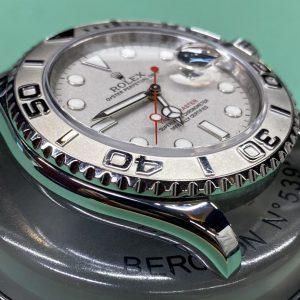 ロレックスの時計修理なら新潟市ブローチ時計修理工房におまかせください!