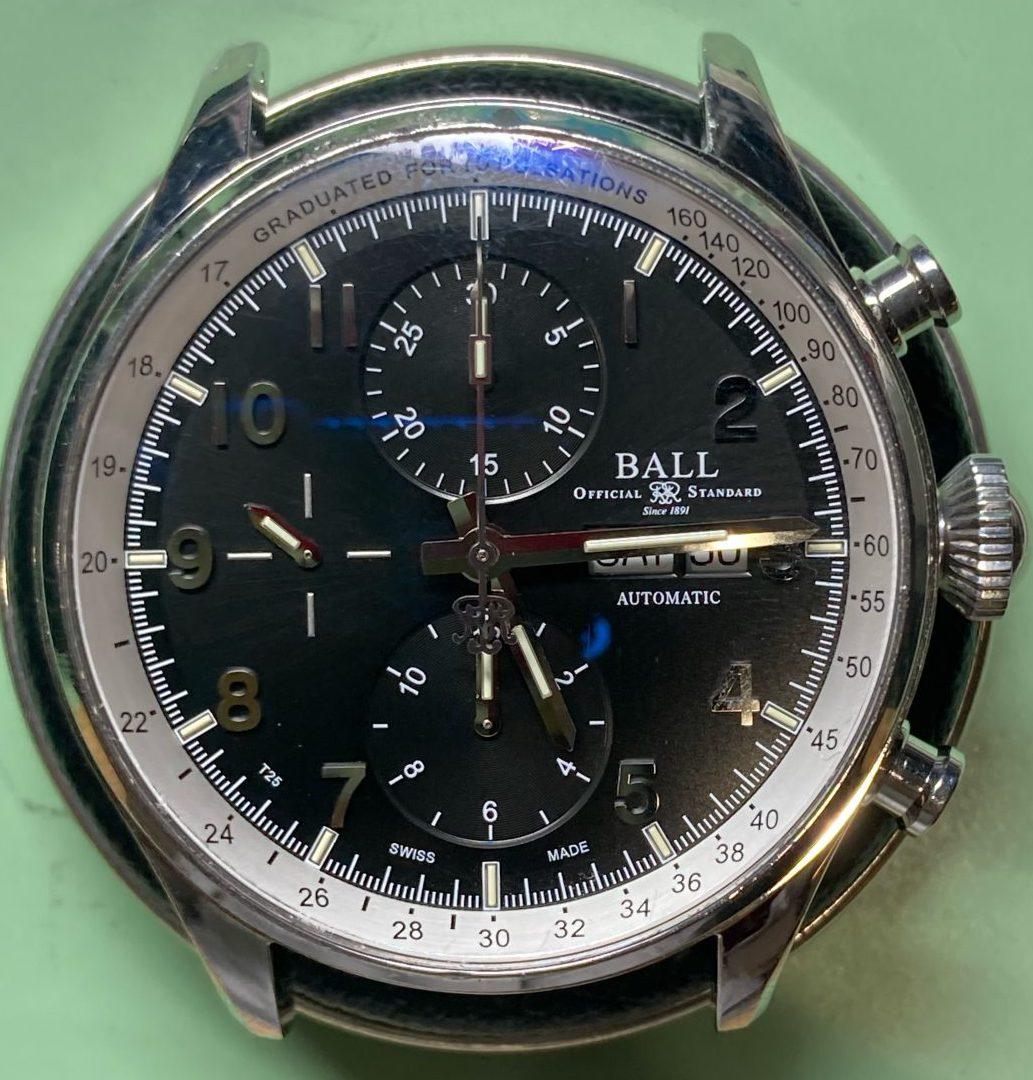 ボールウォッチのオーバーホールは新潟市にある時計修理工房までお越しください。