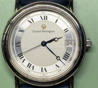 Girard Perregaux-ジラール・ぺルゴ- オーバーホール(分解掃除)、修理は新潟ブローチ時計修理工房へ!