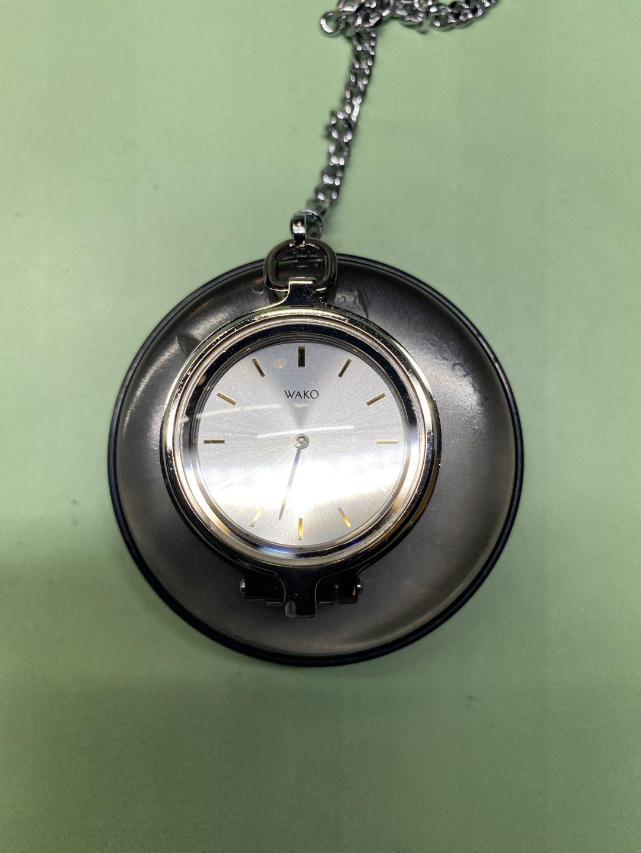 ワコーの時計を新潟市にある時計修理工房でムーブメント交換しました。