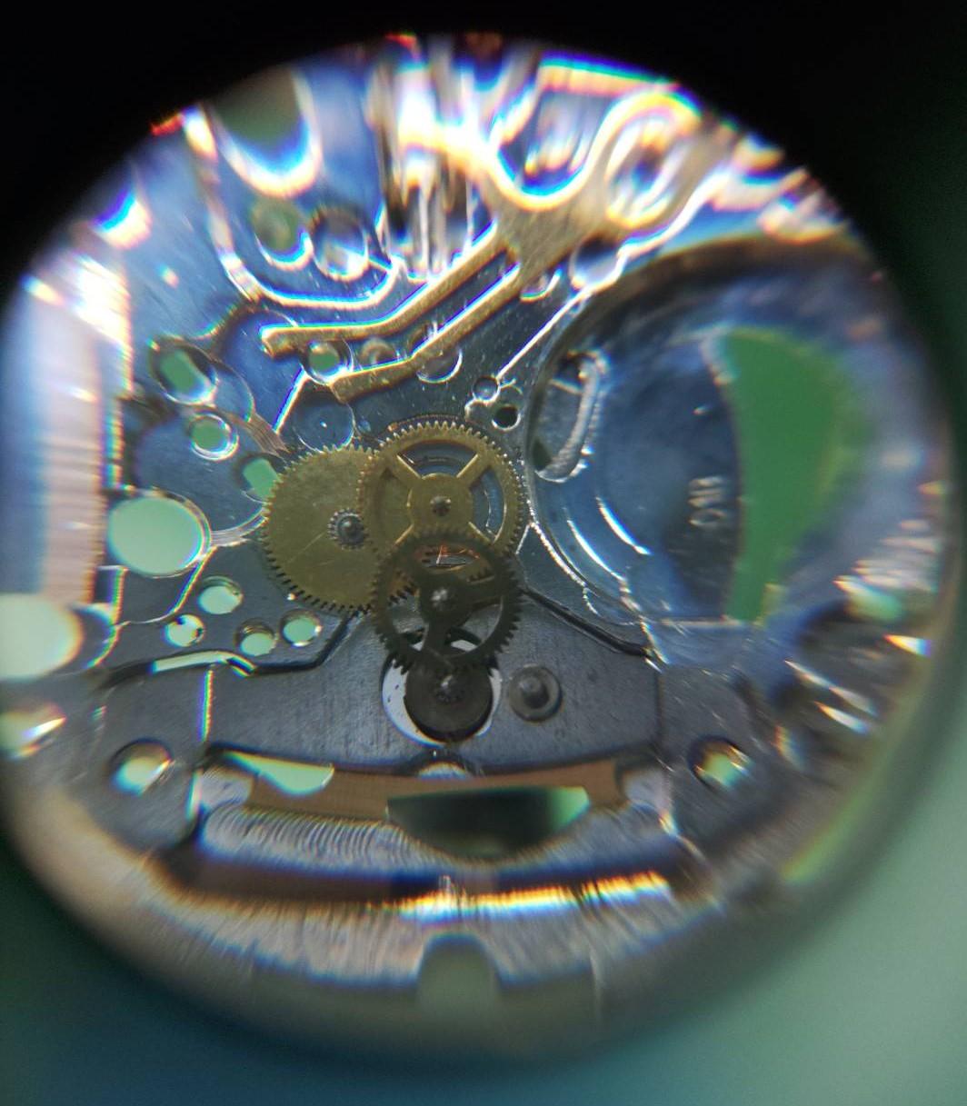 ウォルサムの電池交換オーバーホール外装磨きは新潟万代ブローチ時計修理工房