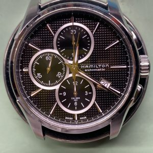ハミルトン オーバーホール 時計修理は新潟市ブローチ時計修理工房におまかせください。